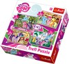 4-i-1 puslespill, My Little Pony, Trefl