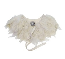 Fjäderkrage Majestic Feather Collar Nature