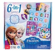 Disney Frozen 6 in 1