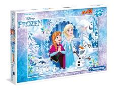 Pussel Maxi, Disney Frozen, 100 bitar, Clementoni