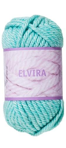 Elvira 150g Vaaleanturkoosi (27106)