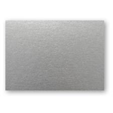 Kort Enkla Papperix A7 Silver 10-pack