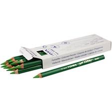 Super Ferby 1 fargeblyanter, lys grønn, L: 18 cm, mine 6.25 mm, 12 stk./ 1 pk.