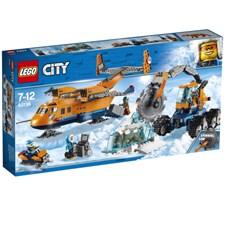 Arktiskt fraktplan, LEGO City (60196)