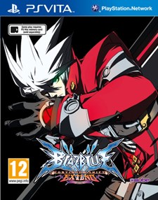 BlazBlue - Continuum Shift Extended