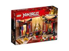 Uppgörelse i tronsalen, LEGO Ninjago (70651)