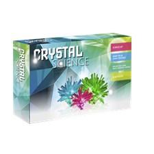 Kristallexpriment, Science set