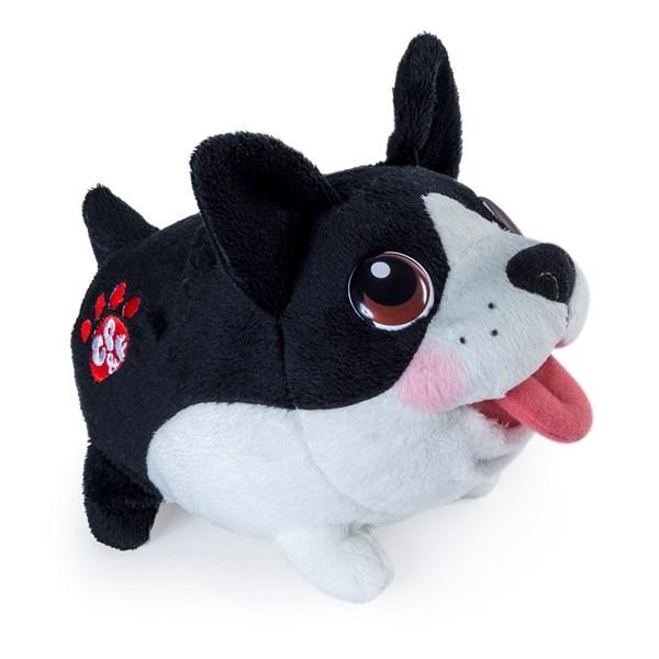Boston Terrier  Mjukisdjur  Chubby Puppies - gosedjur