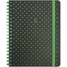 Kalender A6 Grey & Green 2021/2022 Almanacksförlaget