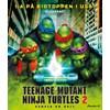 Teenage Mutant Ninja Turtles 2 - Kampen om Ooze (Blu-ray)