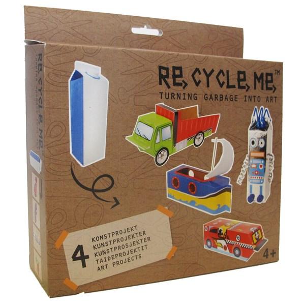 Melkekartong 1, Recycleme