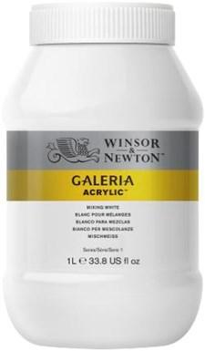 Galeria Akryl 1 415 liter Blandings Hvit