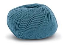 Knit At Home Superfine Baby Merino Ullgarn 50 g Denimblå 213
