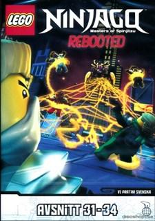 Lego Ninjago - Masters of Spinjitzu - Avsnitt 31-34