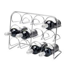 Vinstativ for 12 flasker, Pisa, Krom, Hahn Kitchenware