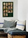 Kvinnliga Nobelpristagare i litteratur Poster A3