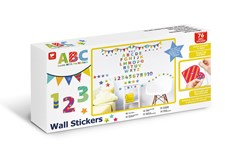 Väggdekorationer, ABC Learn With Me, Walltastic