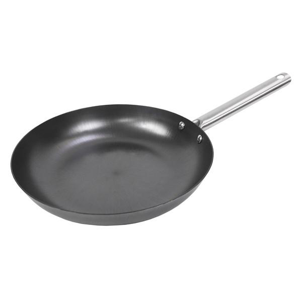 Opa Arki Lätt Gjutjärnpanna Dia 26 cm (svart) - stekkärl