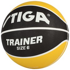 Basketboll Trainer, Size 6, Stiga