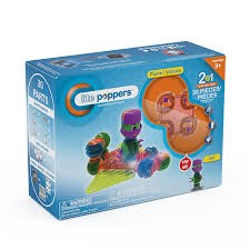 2-i-1 Set, Lite Poppers