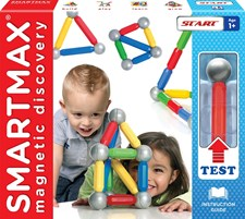 Startsett, 23 deler, Smartmax