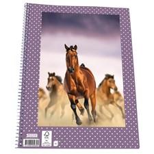 Horses Luentolehtiö Sense