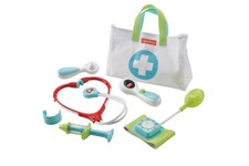Doktorsväska, Medical Kit, Fisher-Price