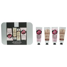 The Body Shop Rose and Almond Hand Cream Set