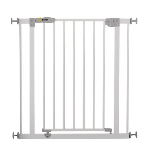 Sikkerhetsgrind Open´n Stop Safety Gate, White, Hauck
