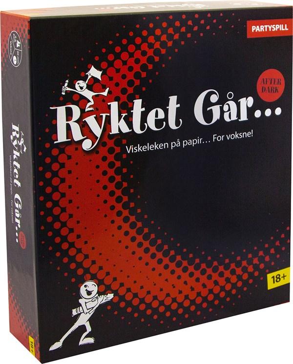 AFTER DARK - RYKTET GÅR