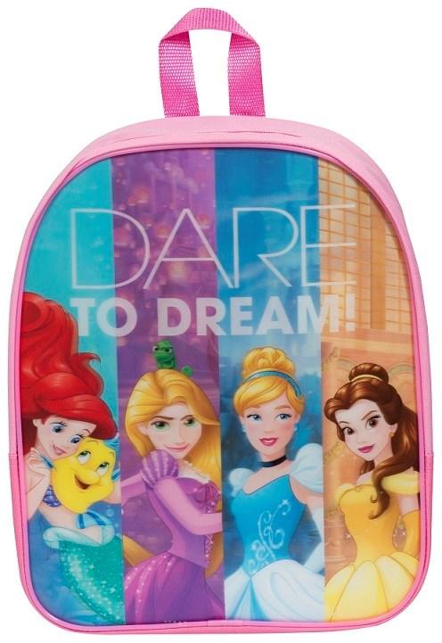 Ryggsäck Med 3D Effekt, Disney Princess