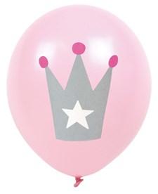 Ballonger, Prinsesse, Jabadabado, 8 stk.