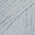 Drops Babyalpaca Silk Garn Silkesmix 50g Isblå (8112)