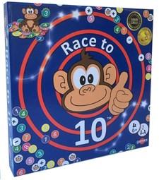 Race to 10, Mattespel