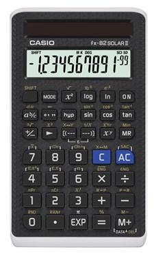 Casio FX-82Solar II