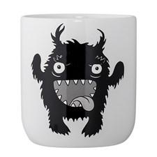 Bloomingville Monsterkruka Keramik D: 10 x H: 11 cm Vit