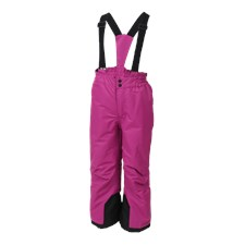 Salix padded ski pants, Berry, Color Kids, strl 116