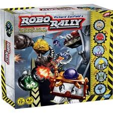 Robo Rally Board game, English version