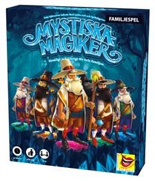 Mystiska Magiker, Familjespel, ALF (SE)