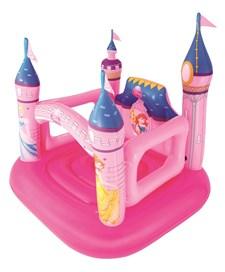 Uppblåsbart Slott, Disney Princess, Bestway