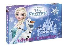 Adventskalender 2017, Disney Frozen