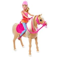 Dancin' fun horse, Barbie
