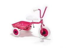Klassisk trehjuling, Rosa, Winther