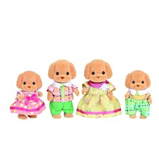 Sylvanian Families Puudeliperhe