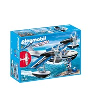 Polisflygplan, Playmobil Action (9436)