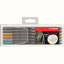 STABILO Pen 68 Metallic 6/fp