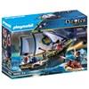 Playmobil Pirater 70412 Skepp med rödrockar