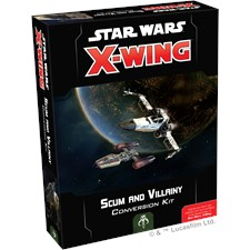 Star Wars X-Wing Scum & Villainy expansion (EN)