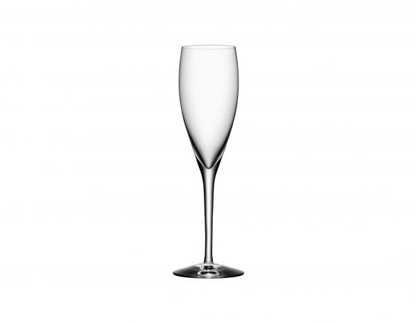 Orrefors More Champagneglas 4-pack 18 cl Klar - glas