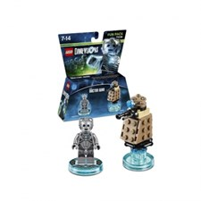 LEGO Dimensions - Fun Pack - Cyberman (Dr Who)
